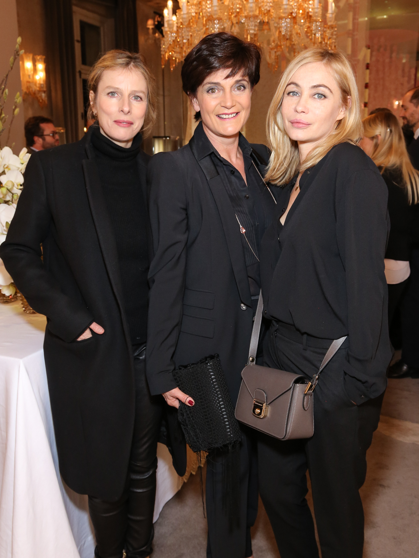 Karin Viard, Daniela Riccardi et Emmanuelle B+®art -®Fran+ºois Goiz+®