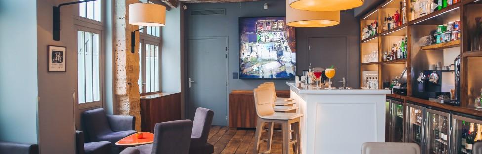 L'adresse hype du moment: Le bar de l'hôtel Jules & Jim