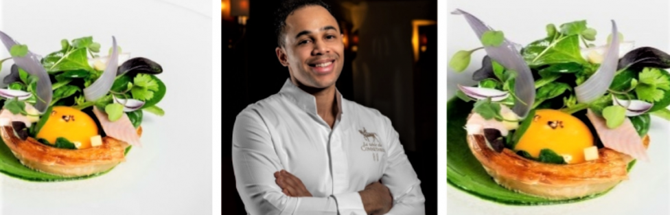 L'interview food du chef Anthony Denon
